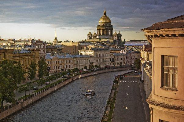 Day of the city of St. Petersburg in 2021
